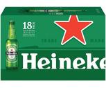 Heineken or Corona 18 Pack