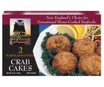 Yankee Trader Seafood Crab Cakes