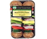 Chef Essentials Vegetable Kabobs