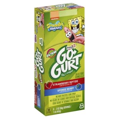 Yoplait, Yogurt, Low Fat, Vitamins A