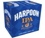 Saranac or Harpoon 12 Pack