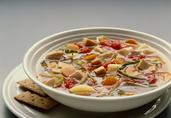 Turkey and Barley Soup