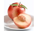 Fresh California White Nectarines or Peaches