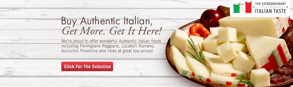 The Extraordinary Italian Taste