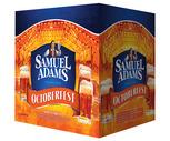 Samuel Adams Octoberfest or Blue Moon Fall Variety 12 Pack