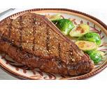 Butcher's Promise Angus Beef Bone-In NY Strip Steak
