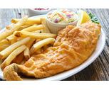 Haddock or Cod Dinner
