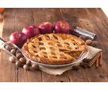 """10"""" Lattice Apple Pie"""