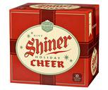 Shiner or Saranac 12 Pack