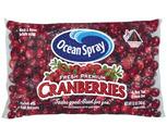 Fresh Ocean Spray Cranberries