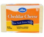 Price Chopper Cheddar Cheese