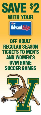 UVM Soccer