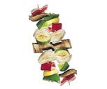 Chef Essential Vegetable Kabobs