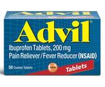 Advil Tablets or Caplets