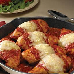 Prego Easy Skillet Chicken Parmesan | Price Chopper