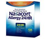 Nasacort Allergy 24 HR 120 Sprays