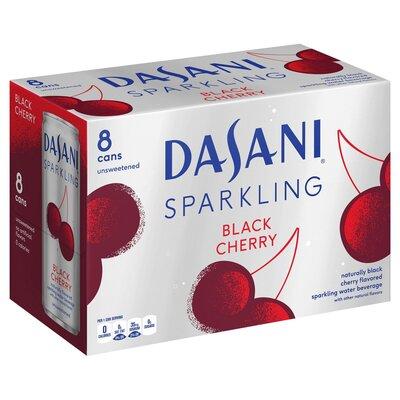 DASANI, Flavored Sparkling Water (8
