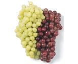 Fresh Organic California Red or Green Seedless Grapes