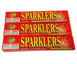 #8 Sparklers