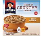Quaker Premium Instant Oatmeal