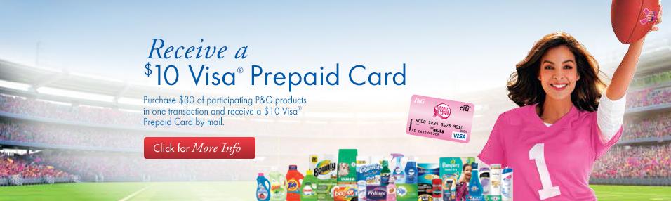 Prepaid Visa® Card