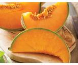 Fresh Heirloom Cantaloupes