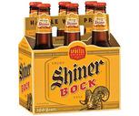 Shiner Bock 6 Pack