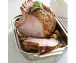Fresh Bone-In Rib End Pork Roast