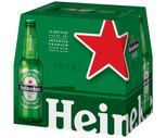 Heineken or Stella Artois 12 Pack