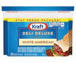 Kraft Deluxe White American Singles