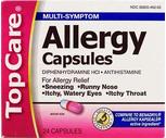 TopCare Allergy Capsules