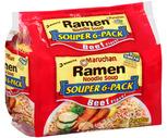 Maruchan Ramen Noodles 6 Pack