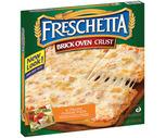 "Freschetta 12"" Rising Crust or Brick Oven Pizza"