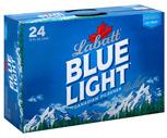 Labatt Blue or Blue Light 24 Pack