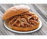 Hand Pulled Pork Sandwich