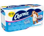 Charmin Bath Tissue 16 Double Roll