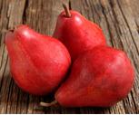 Fresh Red or Green Anjou Pears