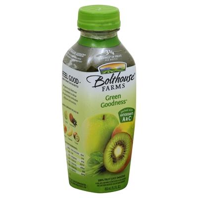 Fruit Juice Smoothie, Green Goodness
