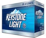 Pabst Blue Ribbon 12 Pack or Keystone Light 15 Pack