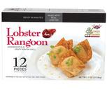 Yankee Trader Crab or Lobster Rangoons