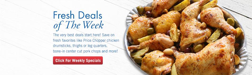 Fresh Deals of the Week