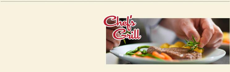 Chef's Grill