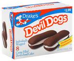 Drake's Devil Dogs, Yodels or Honey Buns