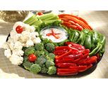 Cut Vegetable Platter