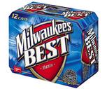 Keystone Light or Milwaukee's Best 12 Pack