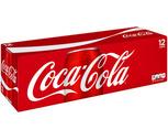 Coca-Cola, Sprite or Diet Coke 12 Pack