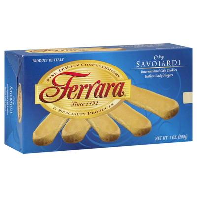 Ferrara Ferrara Crisp Savoiardi Italian Lady Fingers 7 Oz Shop Weis Markets
