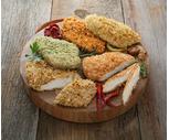 Gourmet Panko Breaded Chicken Cutlets