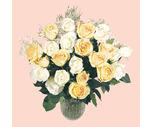Classic Long-Stem Dozen Rose Bouquet