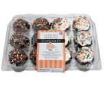 Mini Cupcakes 12 Pack